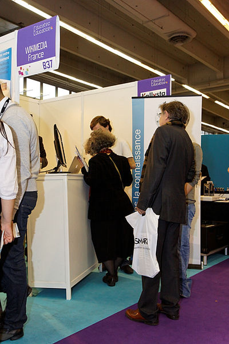 Stand d'expo